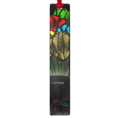 Flowers Painting Still Life Plant Large Book Marks