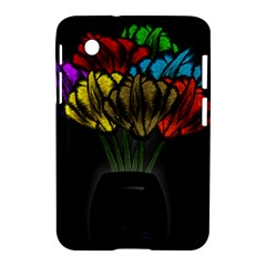 Flowers Painting Still Life Plant Samsung Galaxy Tab 2 (7 ) P3100 Hardshell Case
