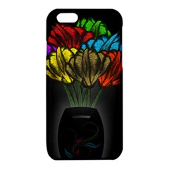 Flowers Painting Still Life Plant iPhone 6/6S TPU Case