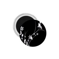 Plant Flora Flowers Composition 1.75  Magnets