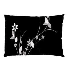 Plant Flora Flowers Composition Pillow Case