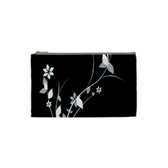 Plant Flora Flowers Composition Cosmetic Bag (small)