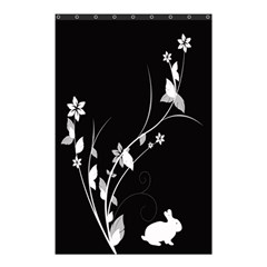 Plant Flora Flowers Composition Shower Curtain 48  x 72  (Small)
