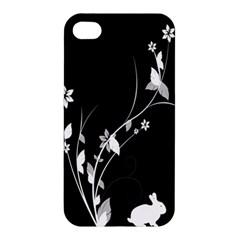 Plant Flora Flowers Composition Apple iPhone 4/4S Hardshell Case