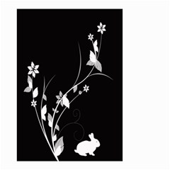 Plant Flora Flowers Composition Small Garden Flag (Two Sides)