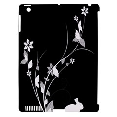 Plant Flora Flowers Composition Apple iPad 3/4 Hardshell Case (Compatible with Smart Cover)