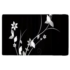 Plant Flora Flowers Composition Apple iPad 3/4 Flip Case