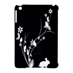 Plant Flora Flowers Composition Apple iPad Mini Hardshell Case (Compatible with Smart Cover)