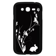 Plant Flora Flowers Composition Samsung Galaxy Grand DUOS I9082 Case (Black)