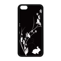 Plant Flora Flowers Composition Apple iPhone 5C Seamless Case (Black)
