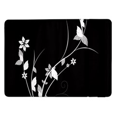Plant Flora Flowers Composition Samsung Galaxy Tab Pro 12.2  Flip Case