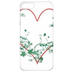 Heart Ranke Nature Romance Plant Apple iPhone 5 Classic Hardshell Case