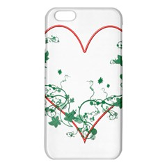 Heart Ranke Nature Romance Plant iPhone 6 Plus/6S Plus TPU Case
