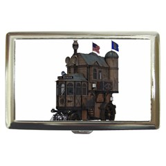 Steampunk Lock Fantasy Home Cigarette Money Cases