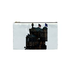 Steampunk Lock Fantasy Home Cosmetic Bag (small)