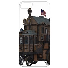 Steampunk Lock Fantasy Home Apple iPhone 5 Classic Hardshell Case