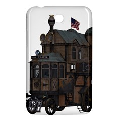 Steampunk Lock Fantasy Home Samsung Galaxy Tab 3 (7 ) P3200 Hardshell Case