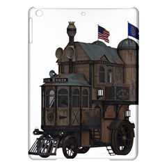 Steampunk Lock Fantasy Home iPad Air Hardshell Cases
