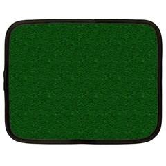 Texture Green Rush Easter Netbook Case (xxl)