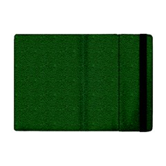 Texture Green Rush Easter Apple iPad Mini Flip Case