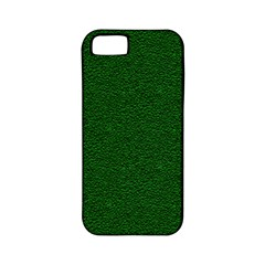 Texture Green Rush Easter Apple iPhone 5 Classic Hardshell Case (PC+Silicone)