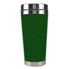Texture Green Rush Easter Stainless Steel Travel Tumblers