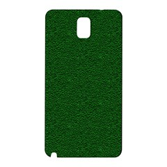 Texture Green Rush Easter Samsung Galaxy Note 3 N9005 Hardshell Back Case