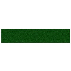 Texture Green Rush Easter Flano Scarf (Small)