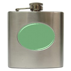 Green1 Hip Flask (6 oz)