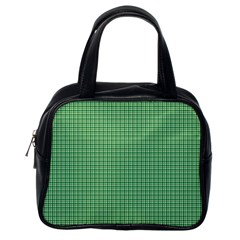 Green1 Classic Handbags (One Side)