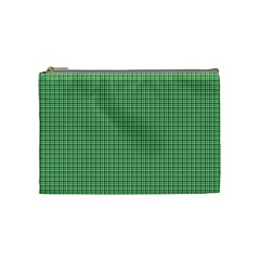 Green1 Cosmetic Bag (Medium)