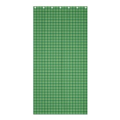 Green1 Shower Curtain 36  X 72  (stall)