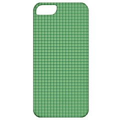 Green1 Apple iPhone 5 Classic Hardshell Case