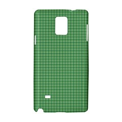 Green1 Samsung Galaxy Note 4 Hardshell Case