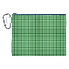 Green1 Canvas Cosmetic Bag (XXL)