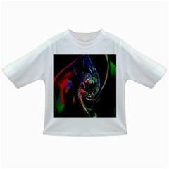 Abstraction Dive From Inside Infant/Toddler T-Shirts