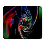 Abstraction Dive From Inside Large Mousepads Front