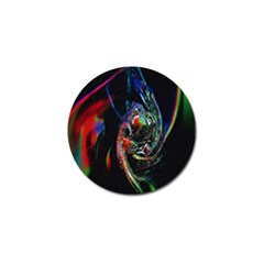 Abstraction Dive From Inside Golf Ball Marker (10 pack)