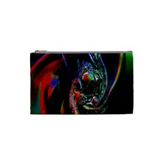 Abstraction Dive From Inside Cosmetic Bag (small)