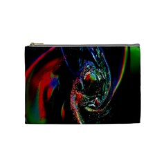 Abstraction Dive From Inside Cosmetic Bag (Medium)