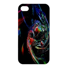 Abstraction Dive From Inside Apple iPhone 4/4S Hardshell Case