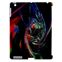 Abstraction Dive From Inside Apple iPad 3/4 Hardshell Case (Compatible with Smart Cover)