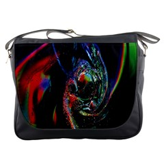 Abstraction Dive From Inside Messenger Bags