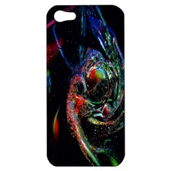 Abstraction Dive From Inside Apple iPhone 5 Hardshell Case