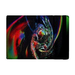 Abstraction Dive From Inside Apple iPad Mini Flip Case