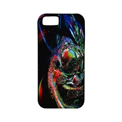 Abstraction Dive From Inside Apple Iphone 5 Classic Hardshell Case (pc+silicone)