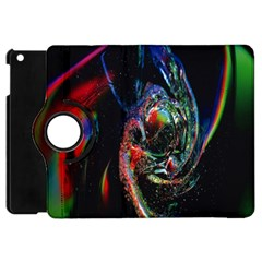 Abstraction Dive From Inside Apple iPad Mini Flip 360 Case