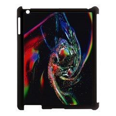 Abstraction Dive From Inside Apple iPad 3/4 Case (Black)