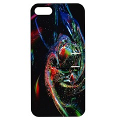 Abstraction Dive From Inside Apple iPhone 5 Hardshell Case with Stand