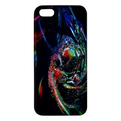 Abstraction Dive From Inside Apple iPhone 5 Premium Hardshell Case
